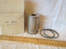 FRAM fuel filter element, pn FF114, new old stock.  Item:  3247