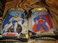 DC SUPER HEROES BATMAN & SUPERMAN SILVER AGE COLLECTION TARGET EXCLUSIVE SET 2