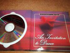 In Classical mood An Invitation to Dance CD & Book VGC Chopin Strauss Schubert