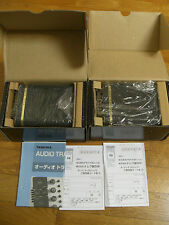 Tamura Audio Power Transformers PC-8002 NEW 2pcs