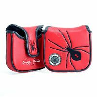 Head Cover for TaylorMade Spider Tour, Ghost Spider Mallet Putter, Red