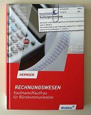 Rechnungswesen - Kaufmann / Kauffrau für Bürokommunikation. Schülerbuch von Jürg