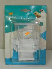 Mangiatoia plastica trasparente piccoli volatili uccelli FERPLAST FPI 4503 M482