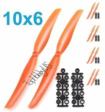 10pcs EP 1060 (10x6) RC Airplane Electric Direct Drive Propeller TH001-03007