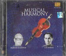 MUSICAL HARMONY - MAJROOH SULTANPURI,S.D BURMAN SOUND TRACK CD - FREE UK POST