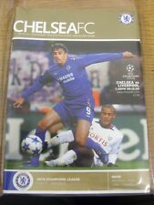 06/12/2005 Chelsea v Liverpool [Champions League] . Thanks for viewing this item