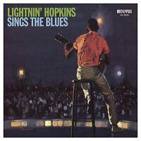 LIGHTNIN' HOPKINS - SINGS THE BLUES  CD NEU