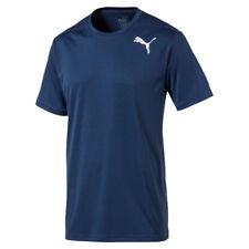 Puma Hombre Essential SS Tee Camiseta Drycell Hombre 515185 24 Azul