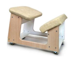 Stokke Varier Thatsit ergonomic Wooden kneeling chair Stool Correct Posture Knee