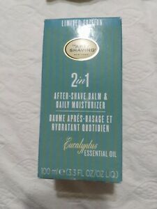 The Art Of Shaving 2 in 1 After-Shave Balm & Daily Moisturizer Eucalyptus