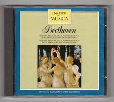 CD -  I MAESTRI DELLA MUSICA DEAGOSTINI BEETHOVEN VOLUME II N. 7