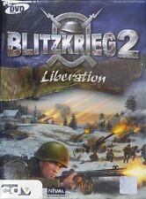** Blitzkrieg 2 : Liberation ** PC DVD GAME ** Brand new Sealed **