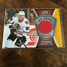 2016-17 Upper Deck Game Jerseys #GJPK Patrick Kane