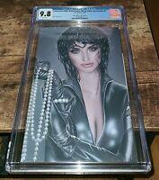 Catwoman 80th Anniversary #1 CGC 9.8 Natali Sanders KRS Comics Virgin Variant
