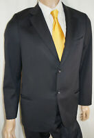 40R ARMANI COLLEZIONI 2-Piece Suit - Men 40 Black Saks Fifth Avenue 36x31