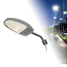 Led Outdoor Streetlight Yard/Garden Security Road Lamp Floodlight 24W 6000k Us