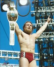 DANIEL BRYAN WITH BELT WWE WRESTLING 8 X 10 LICENSED PHOTO NEW #1275