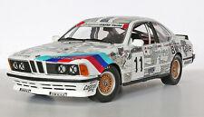 ANSON Racing (Very Rare) '84 Original BMW Teile 635 CSi #11 1:18 Die Cast-No Box