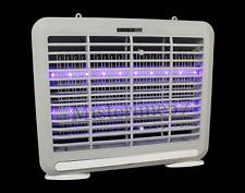 Zanzariera Elettrica Anti Zanzare Mosche 2W Lampade LED UV Elettrosterminatore
