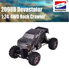 Terreno 2098B 1:24 2.4G 4WD 4WS Devastator Rock Crawler RTR RC Coche escalador Off-Road