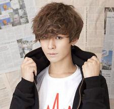 Hot style! Handsome Boys Wig Korean Fashion Short Men Hair +Free Shipping