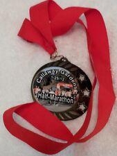 2012 Callaway Gardens Half Marathon Medal Pine Mountain Race Walking Running