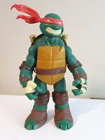 """Teenage Mutant Ninja Turtles - Raphael Battle Shell Action Figure TMNT 10"""""""