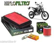Pack Révision Entretien Filtre à Huile/Air Bougie Yamaha WR125 R 22B1,22B3 09-16