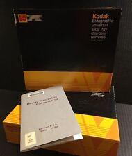 90's Kodak Ektagraphic By Ash & Orihel Model 2 HUMAN PARASITOLOGY 160 Slides