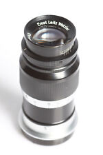 Ernst Leitz Wetzlar Leica ELMAR f=9cm 1:4 M39