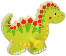 Garderobe Dinosaurier Kindergarderobe Kleiderhaken Garderobenhaken !!AUSVERKAUF!