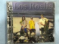LOS ROSLIS CD SURFINVERTEDEROS DESOBEDIENCIA RECORDS PUNK ROCK UNICO EN EBAY