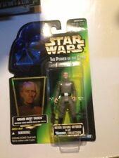 Grand Moff Tarkin Star Wars poder de la fuerza (Holograma) tarjeta verde