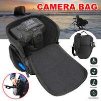 Waterproof Shockproof DSLR SLR Camera Bag Shoulder Case for Canon EOS Nikon Sony