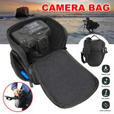 DSLR SLR Camera Bag Shoulder Carry Case Nylon for Canon EOS Nikon Sony Panasonic