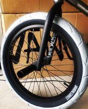 Potencias negros para bicicletas BMX