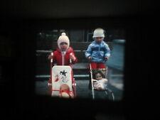 SUPER-8-FILM PRIVAT 1970ger RUHRGEBIET ? ESSEN ? MÜNSTER ? FEIER PFERDE usw. S-8
