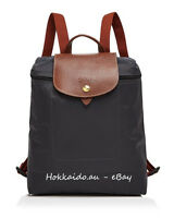 Longchamp Le Pliage Backpack - Colour Black - Brand new