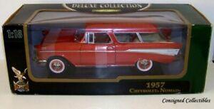 Road Signature 1957 CHEVROLET NOMAD 1/18 NEW!