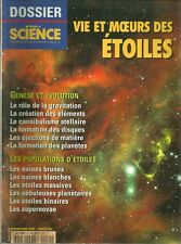 For the science - Life and morals of étoiles - No.30 - janvier 2001