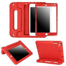iPad Mini 5 Mini 4 Case for Kids with Built In Screen Protector Shockproof Stand