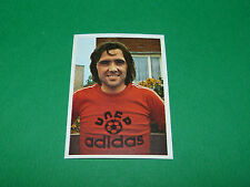 144 B. LECH AGEDUCATIFS PANINI FOOTBALL 1974-75 STADE REIMS DELAUNE 74 1975
