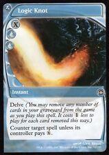 Nudo de lógica | EX | Visión de futuro. MTG Magic