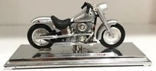 HARLEY DAVIDSON STREET STALKER 1:18 SCALE Diecast Model By Maisto Silver On Base