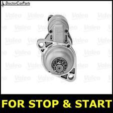 Starter Motor FOR VW GOLF VII 2.0 15->17 CHOICE2/2 Estate Petrol BA5 BV5 Valeo