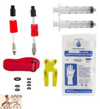 CLARKS  AVID HYDRAULIC COMPATIBLE BLEED KIT--WITHOUT FLUID