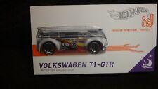 2019 Hot Wheels id Nightburnerz - Volkswagen T1-GTR  - NIP!
