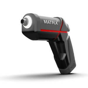 MATRIX NEO 4 V Akkuschrauber Touch-Sensor, klein, Powerbank, Mini-Schrauber NEU