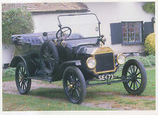 Ford T 1915 MODERN postcard issued by Green Wood Publishing