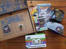 Funko POP! Vinyl DC Legion of Collectors Joker Catwoman Batman Box